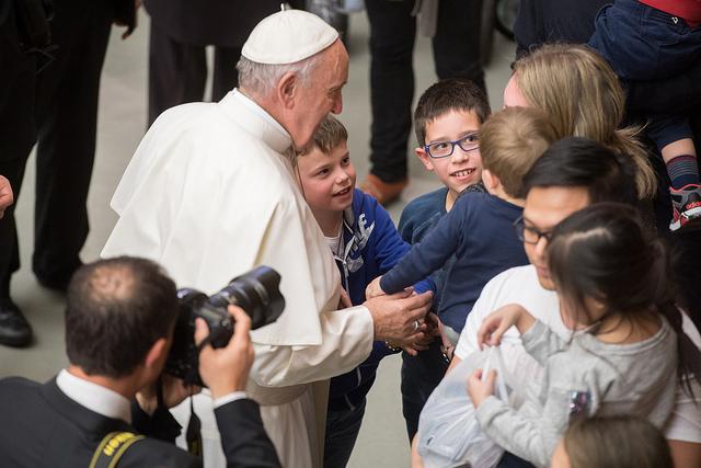 Papst Franzikus Sexualerziehung