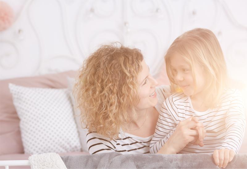 Mutter Tochter - Die Tage erklärt