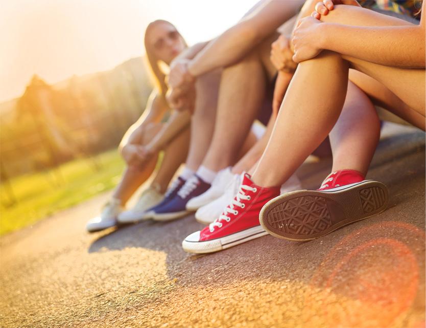 Jugendliche und ihre Körper