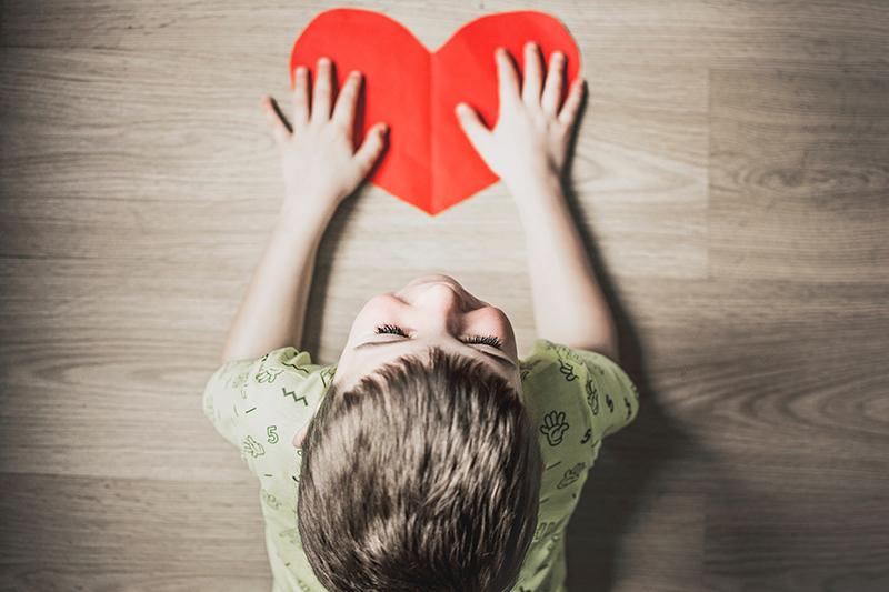 Kindern eine Sexualität der Achtsamkeit lernen