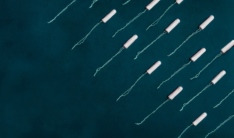 Menstruationshygiene