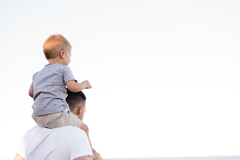 Väter und Kinder